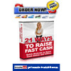 Thumbnail 21 Ways To Raise Fast Cash